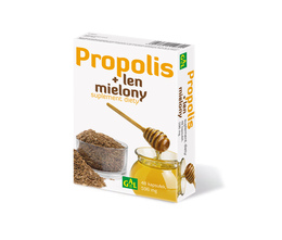 PROPOLIS + MINCED LINSEED 48 capsules