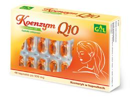 Koenzym Q10 520 mg 48 kaps.