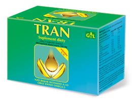 Tran 700 mg 300 kaps.