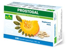 Prostogal 500 mg 100 kaps.