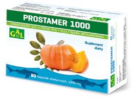 Prostamer 1000 1300 mg 80 kaps.