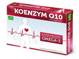 Koenzym Q10 700 mg 60 kaps.