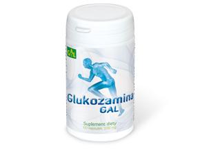 Glukozamina GAL 60 kaps.